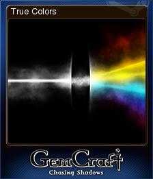 GemCraft - Chasing Shadows Card 1