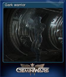 Gemini Wars Card 6