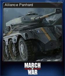 March of War Card 03