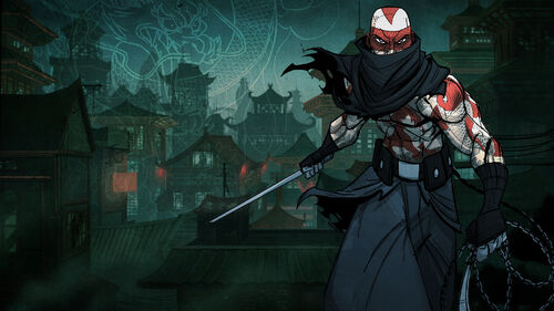 Mark of the Ninja Artwork 3