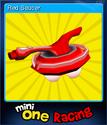 MiniOne Racing Card 4