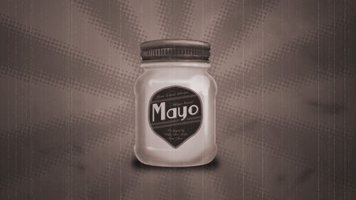 My Name is Mayo Artwork 1