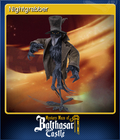 Mystery Maze Of Balthasar Castle Card 1