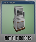 Not The Robots Foil 3