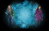 Paranormal State Poison Spring Background Heather and Katrina
