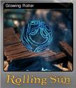 Rolling Sun Foil 3