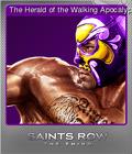 Saints Row The Third Foil 1