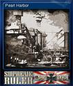 Supreme Ruler 1936 Card 1