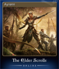The Elder Scrolls Online Card 2