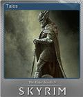 The Elder Scrolls V Skyrim Foil 5