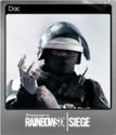 Tom Clancy's Rainbow Six Siege Foil 09