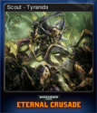Warhammer 40,000 Eternal Crusade Card 9