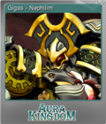 Aura Kingdom Foil 3