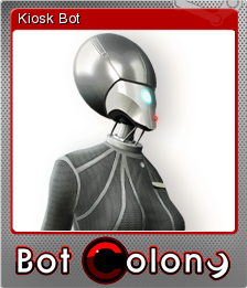 Bot Colony Foil 6