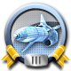 Direct Hit Missile War Badge 3