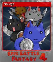 Epic Battle Fantasy 4 Foil 14