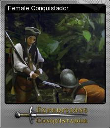 Expeditions Conquistador Foil 5