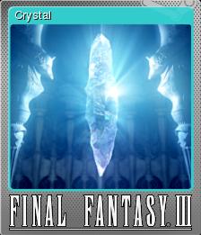 FINAL FANTASY III Foil 2