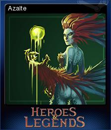 Heroes & Legends Conquerors of Kolhar Card 2