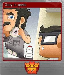 Level 22 Gary's Misadventure - 2016 Edition Foil 06