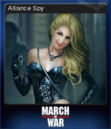 March of War Card 02