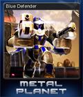 Metal Planet Card 4