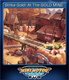 Mini Motor Racing EVO Card 1