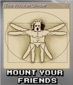 Mount Your Friends Card 01 Foil