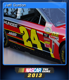 NASCAR the Game 2013 Card 6