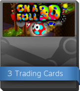 On A Roll 3D Booster Pack