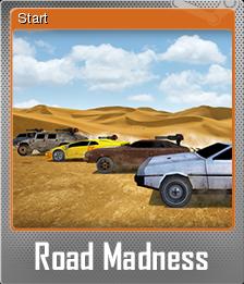Road Madness Foil 7