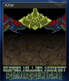 Super Killer Hornet Resurrection Card 08