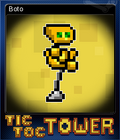 Tic-Toc-Tower Card 8