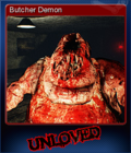 UNLOVED Card 2
