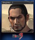Way of the Samurai 3 Card 1
