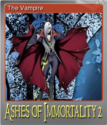 Ashes of Immortality II Foil 3