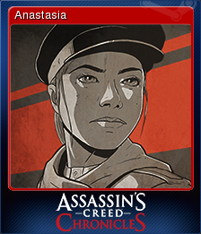 Assassin's Creed Chronicles Russia Card 1
