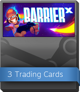 BARRIER X Booster Pack