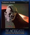 Batman Arkham Origins Blackgate Card 2