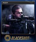 BlackShot Mercenary Warfare FPS Card 1