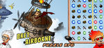 Bret Airborne Logo