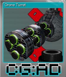 CortexGear AngryDroids Foil 7