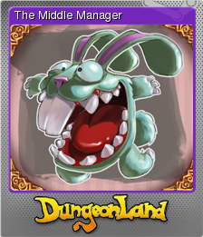 Dungeonland Foil 7