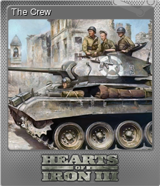 Hearts of Iron III Foil 8