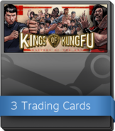 Kings of Kung Fu Booster Pack