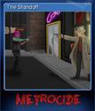 Metrocide Card 1