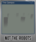 Not The Robots Foil 4
