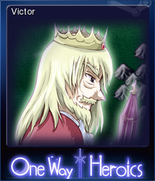 One Way Heroics Card 4
