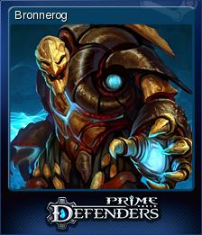 Prime World Defenders Card 05