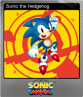 Sonic Mania Foil 7